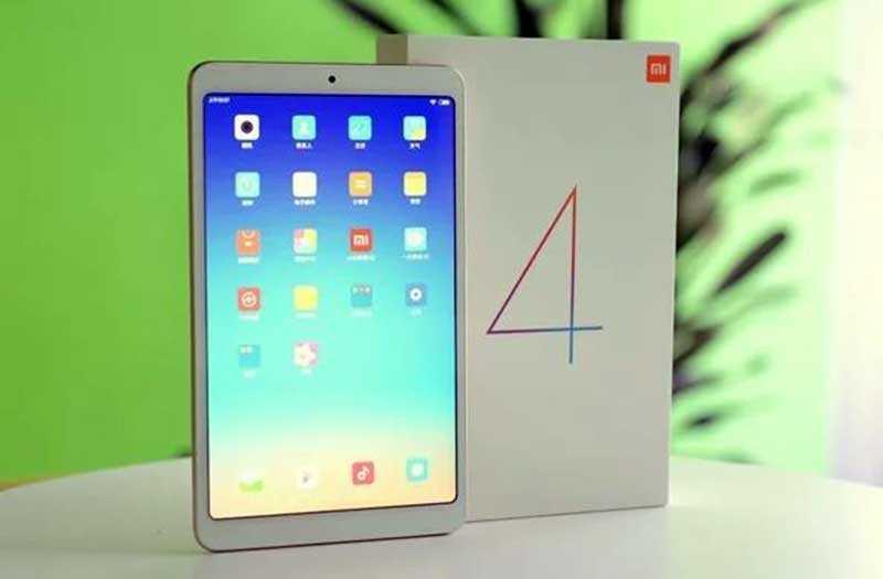 Xiaomi Mi Pad 4 отзывы