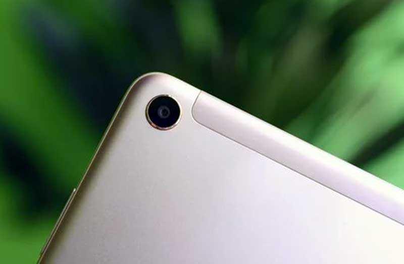 Камеры Xiaomi Mi Pad 4