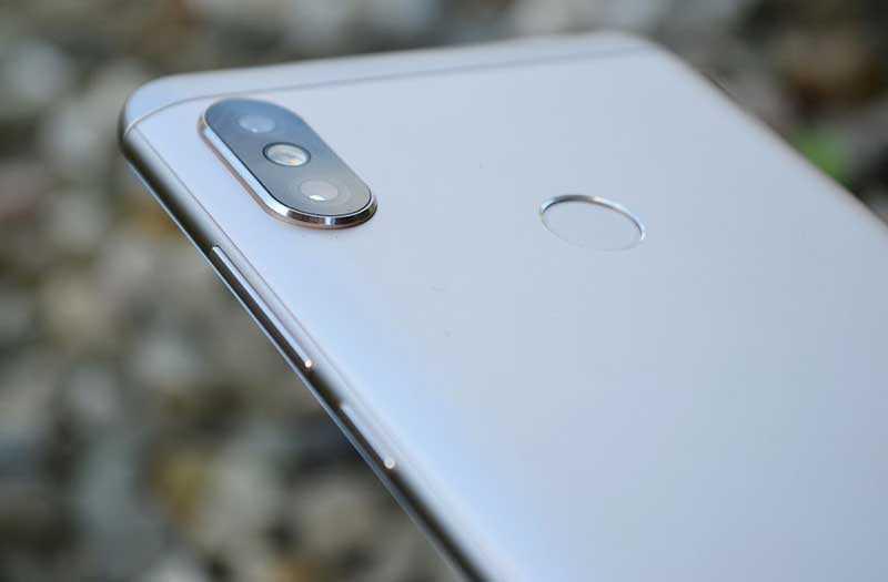 Xiaomi Redmi Note 5 качество видео