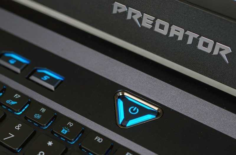 Acer Predator Helios 500 обзор