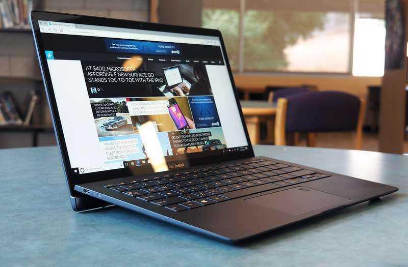 Asus ZenBook S обзор