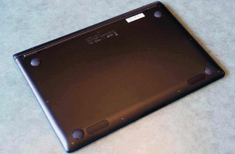 Звук Asus ZenBook S