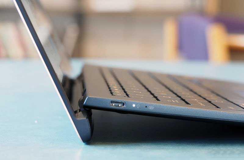 Сравнение Asus ZenBook S
