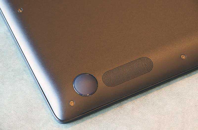 Охлаждение Asus ZenBook S