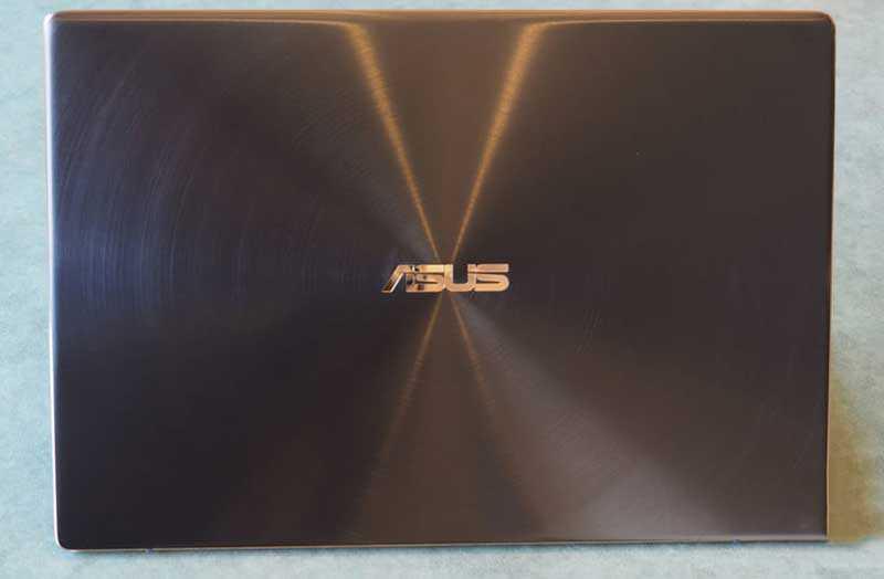 Asus ZenBook S аккумулятор