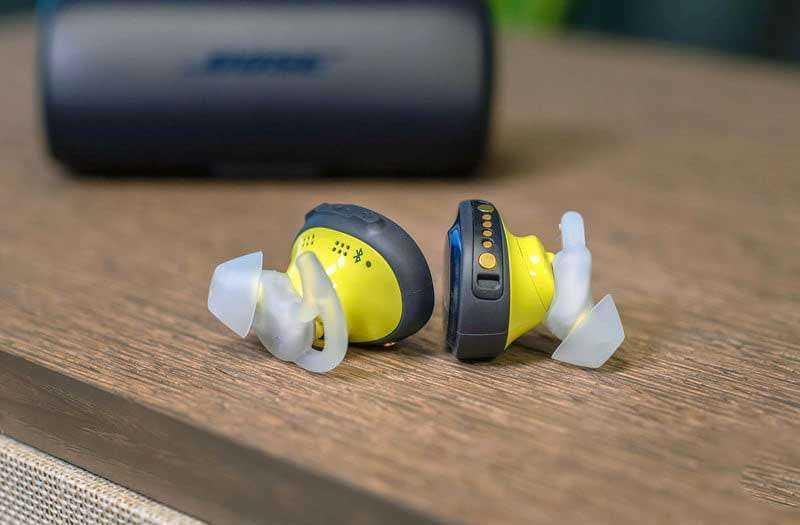 Bose SoundSport Free отзывы