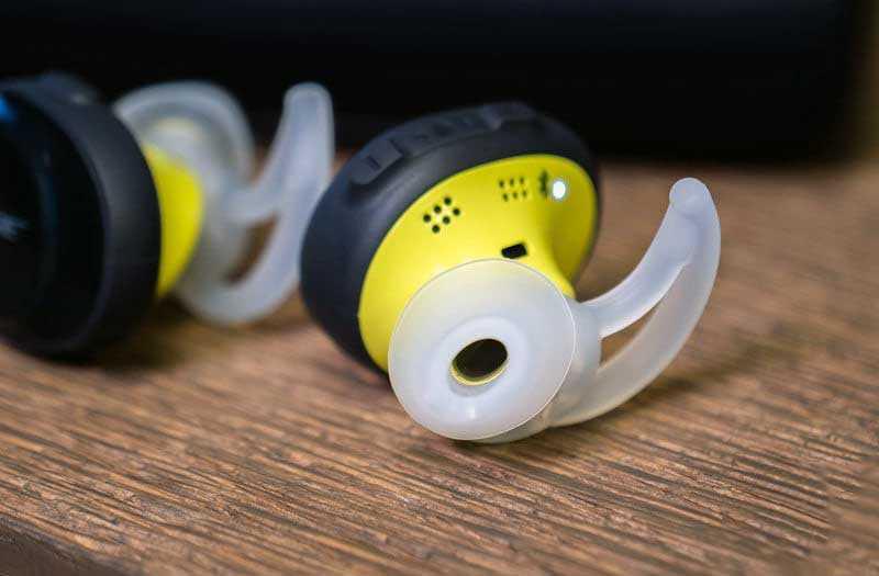 Bose SoundSport Free особенности