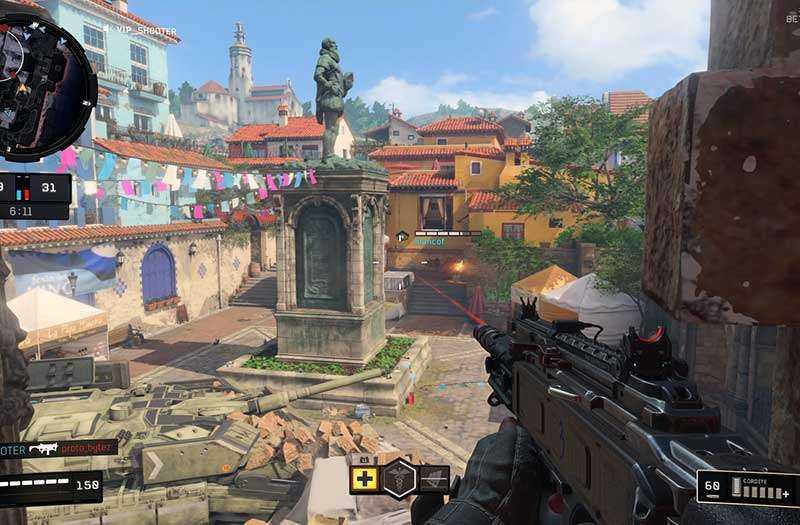 Я тестировал Call of Duty: Black Ops 4 и удивлён что это похоже на Overwatch