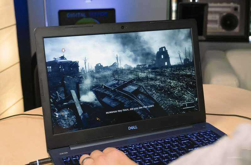 Обзор Dell G3