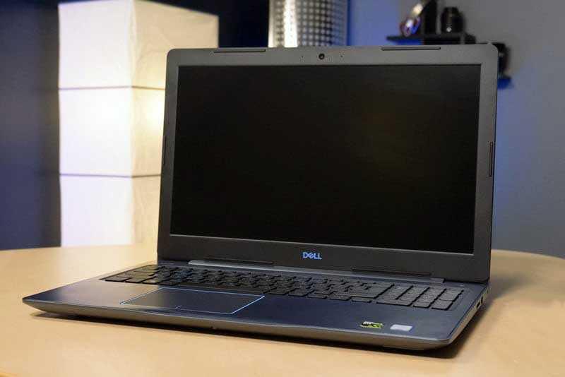 Дизайн Dell G3