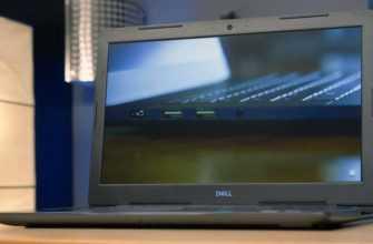Обзор Dell G3: недорогого игрового ноутбука с необходимым