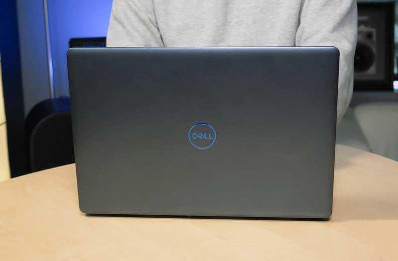 Игровой ноутбук Dell G3