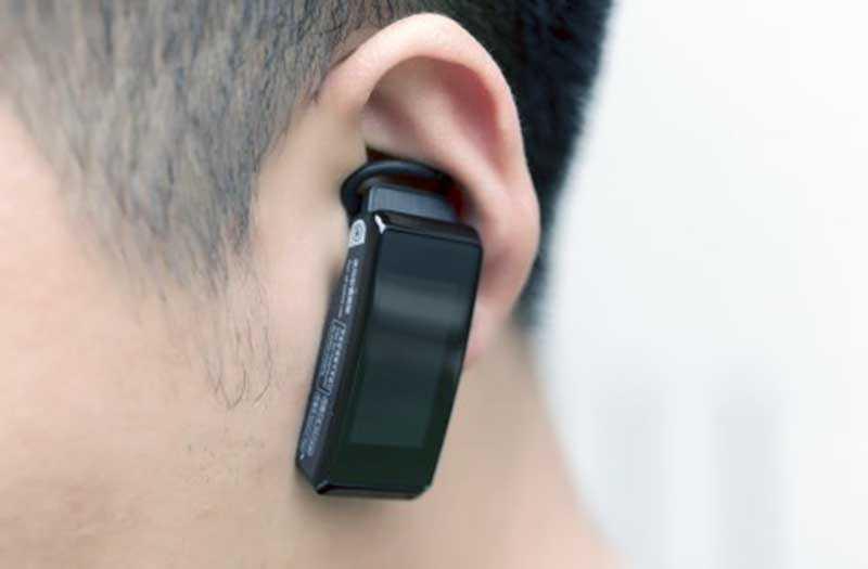 Гарнитура Huawei Talkband B5