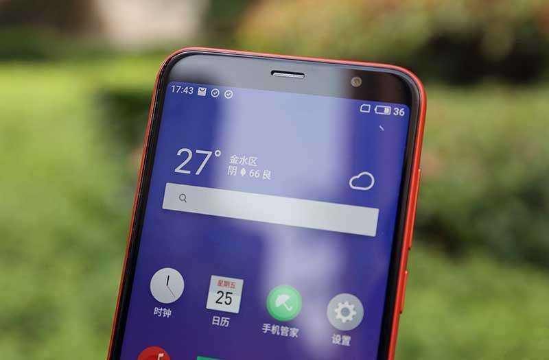 Экран Meizu M6T
