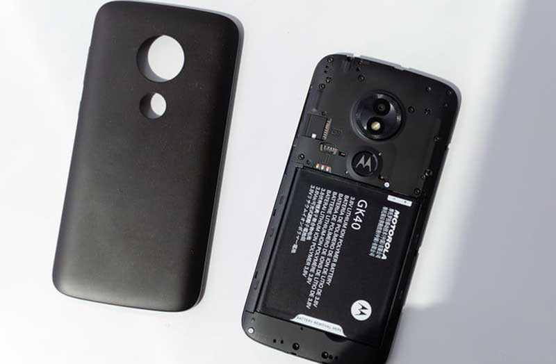 Батарея Moto E5 Plus и Moto E5 Play