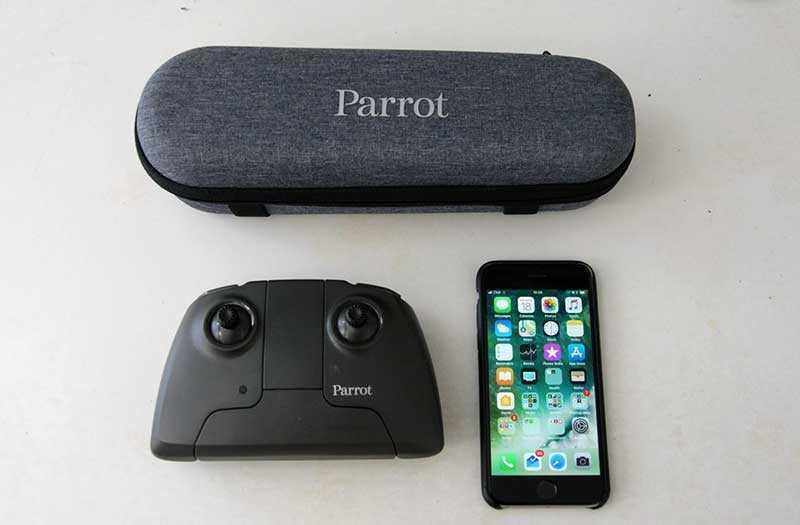 Parrot Anafi комплект