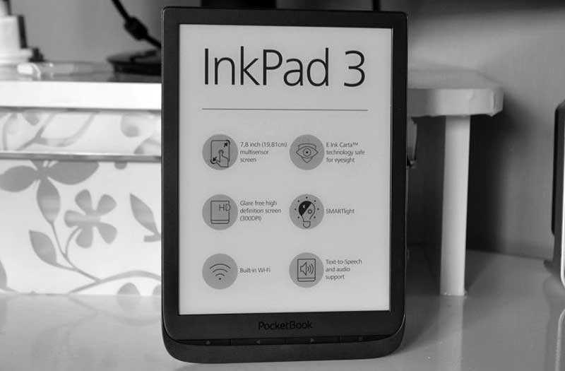 ОС PocketBook InkPad 3
