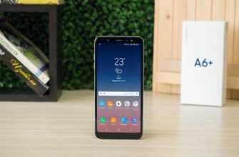 Обзор Samsung Galaxy A6 Plus (2018): шаг вперёд и два назад