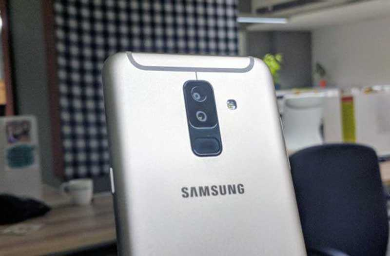 Камеры Samsung Galaxy A6 Plus