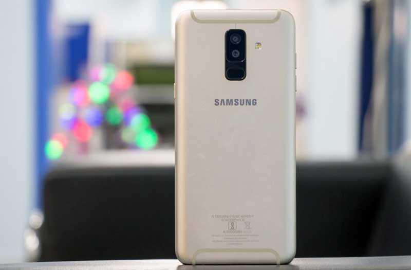 Производительность Samsung Galaxy A6 Plus