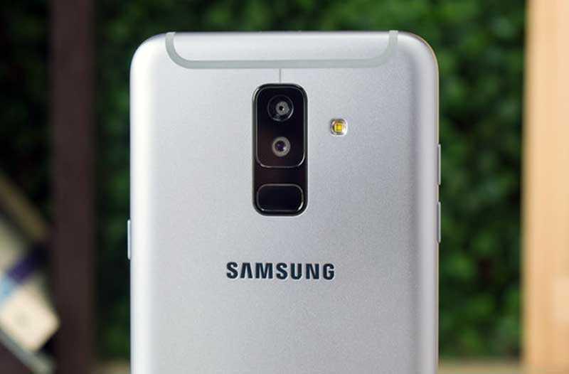 Камера Samsung Galaxy A6 Plus