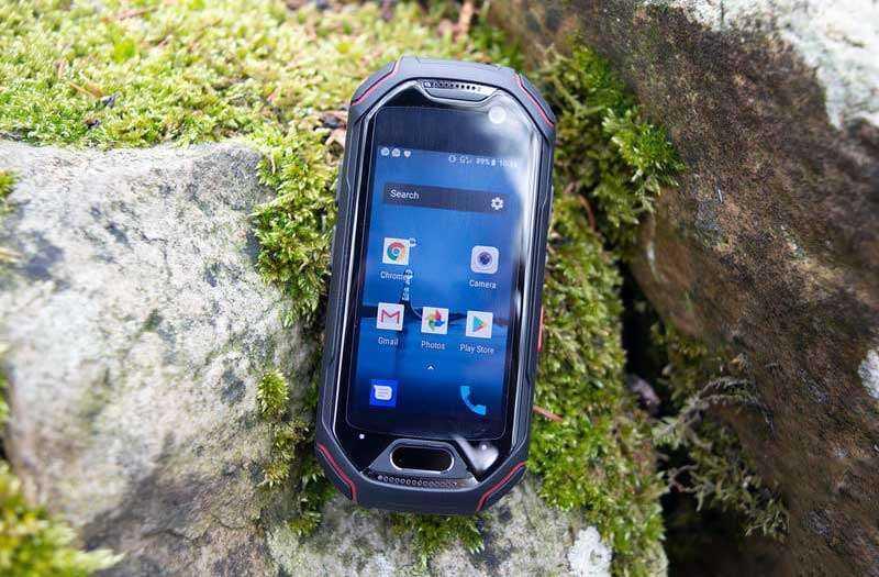 Обзор Unihertz Atom: защищённый телефон для активных