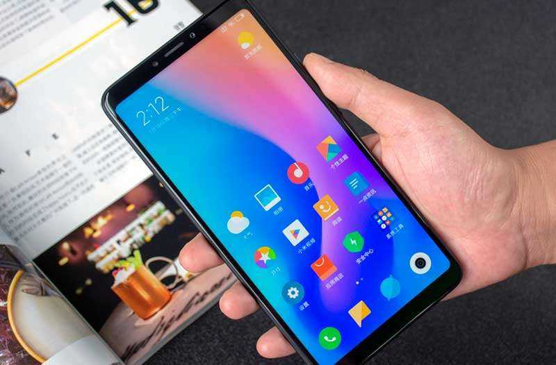 Дизайн Xiaomi Mi Max 3