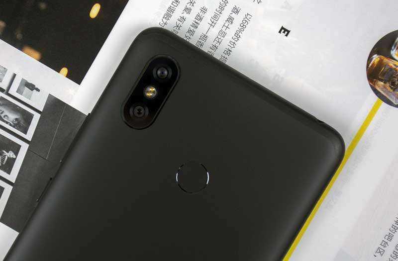 Камера Xiaomi Max 3