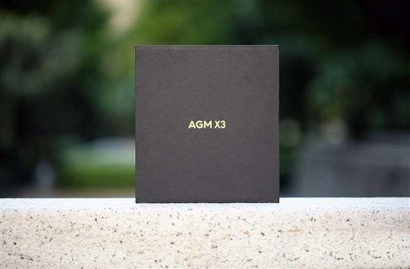 AGM X3 отзывы
