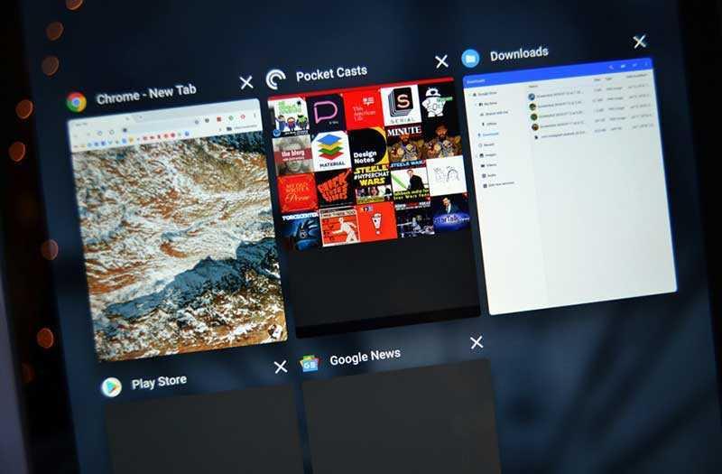 Экран Acer Chromebook Tab 10