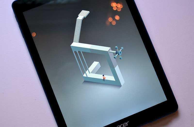 Дополненная реальность Acer Chromebook Tab 10