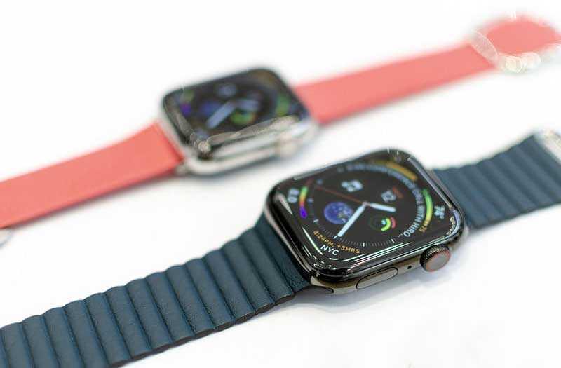 Apple Watch Series 4 обзор