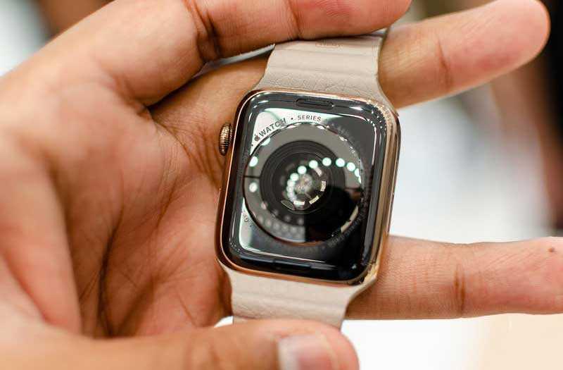 Автономность Apple Watch Series 4