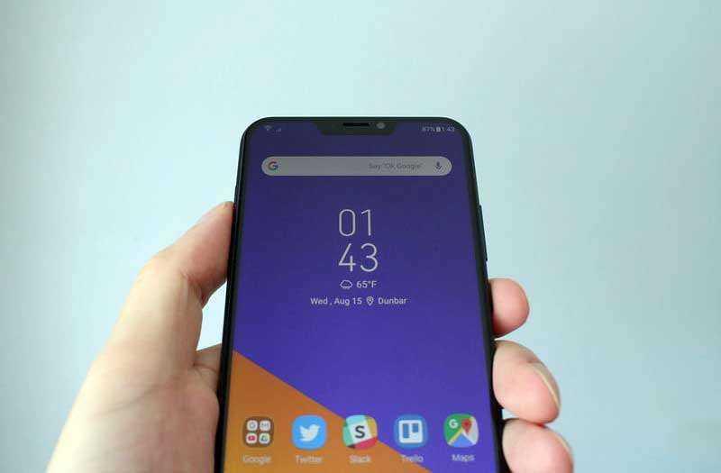 Экран Asus Zenfone 5Z