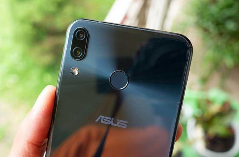 Камера Asus Zenfone 5Z