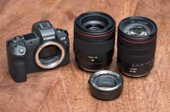 Обзор Canon EOS R: полнокадровой беззеркальной камеры— Отзывы TehnObzor