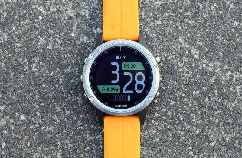 Спартивные часы Fenix 5 Plus