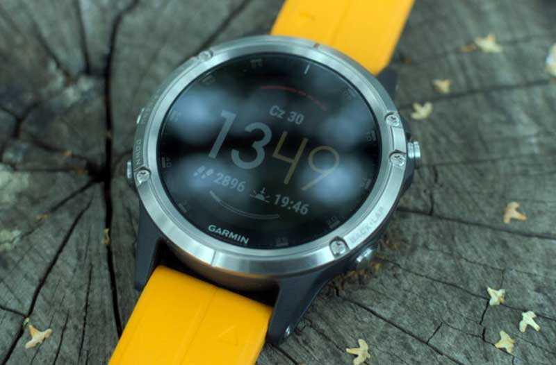 Обзор Garmin Fenix 5 Plus: функциональные спортивные часы — Отзывы TehnObzor
