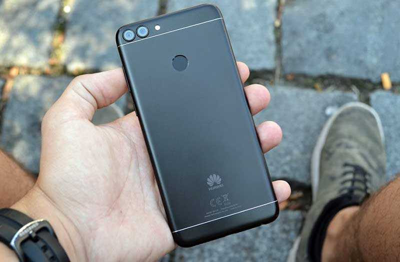 Обзор Huawei P Smart