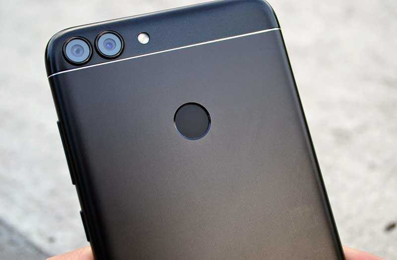Сканер отпечатков Huawei P Smart