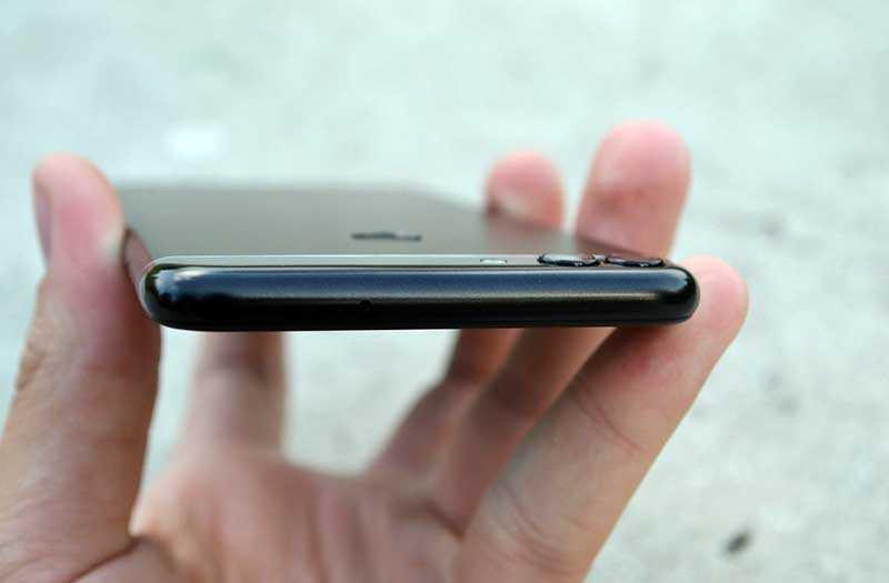 Huawei P Smart звонки