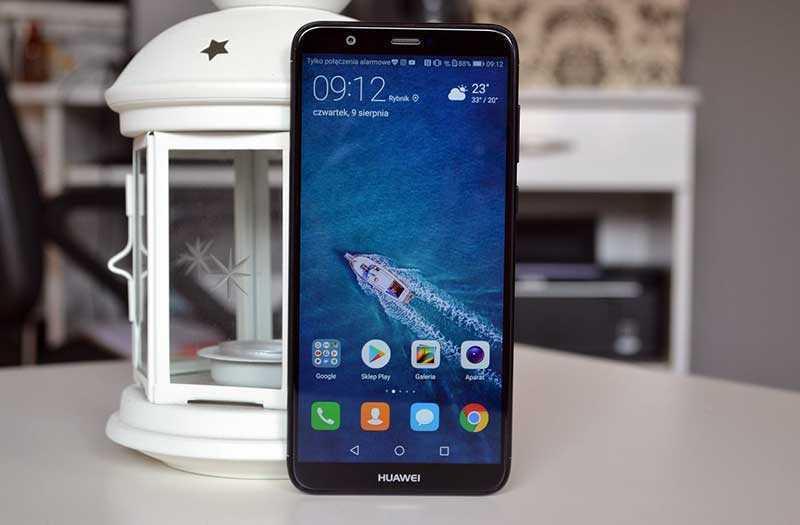 Обзор Huawei P Smart: ещё один средний смартфон