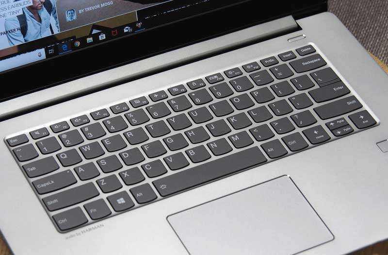 Клавиатура Lenovo IdeaPad 530s