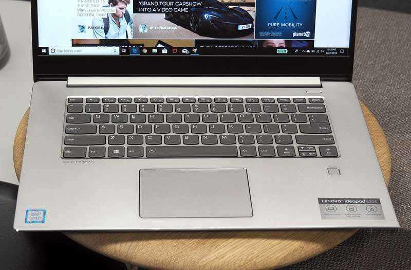 Lenovo IdeaPad 530s обзор
