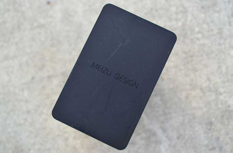 Meizu Pro 7 из коробки