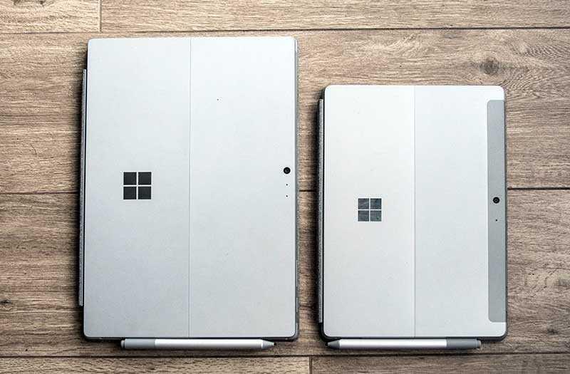 Microsoft Surface Go гибридный планшет