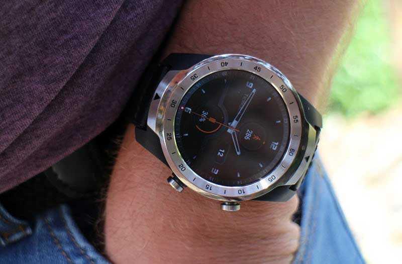 Обзор Mobvoi Ticwatch Pro