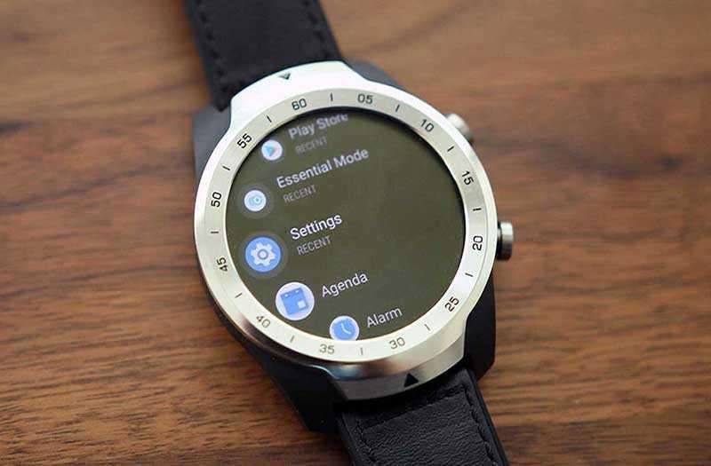 Производительность Mobvoi Ticwatch Pro