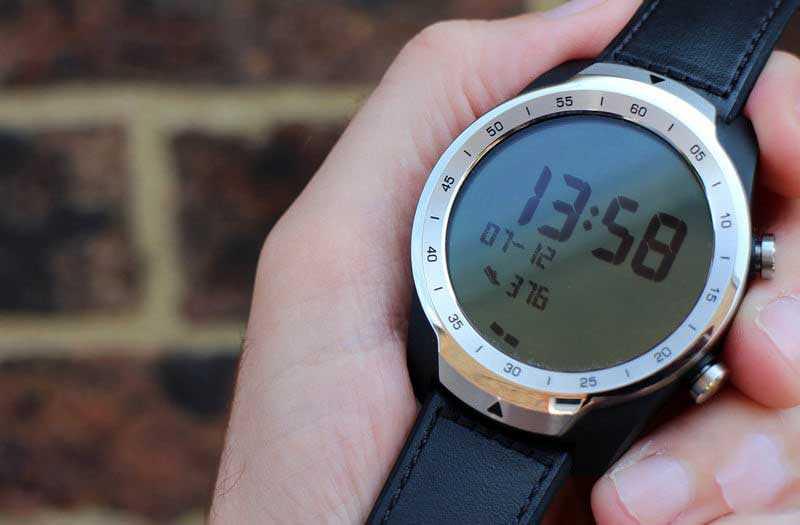 Mobvoi Ticwatch Pro отзывы