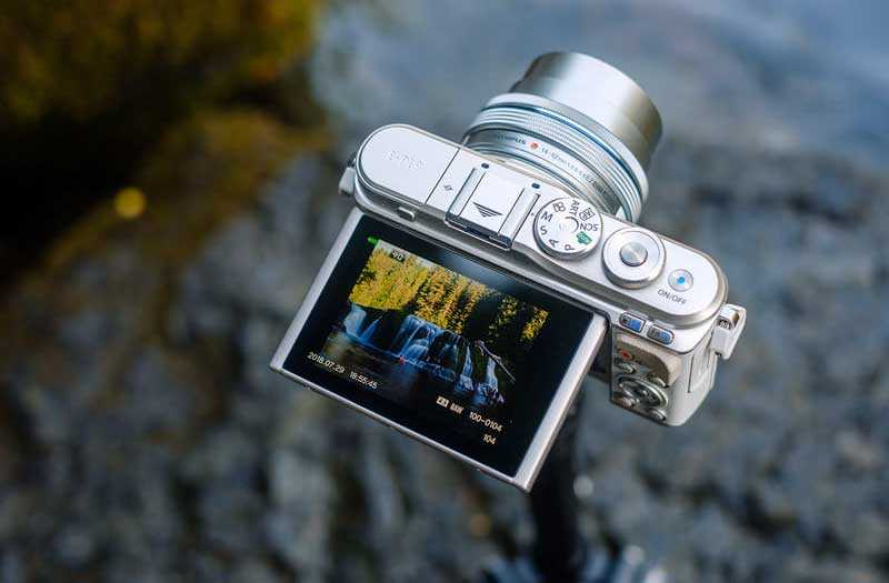 Фотоаппарат Olympus PEN E-PL9